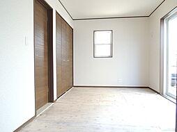 洋室・畳敷き6...