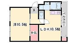 播磨町駅 4.3万円