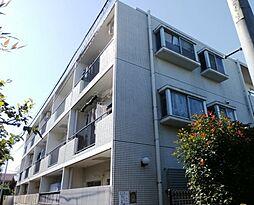 マック武蔵野コート[1階]の外観