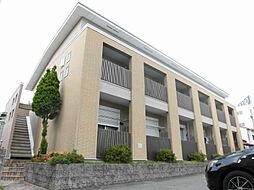 大阪府摂津市新在家2丁目の賃貸アパートの外観