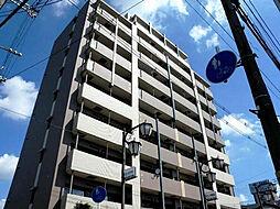 大阪府八尾市末広町4丁目の賃貸アパートの外観