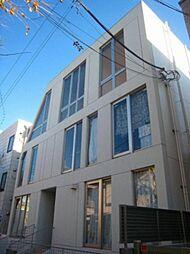 ラディア北新宿[203号室号室]の外観
