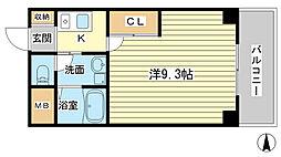 クオリティ21広畑[304号室]の間取り