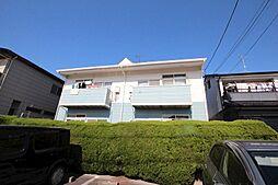 愛知県名古屋市中川区服部4丁目の賃貸アパートの外観