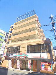 一ツ木ビル[4階]の外観