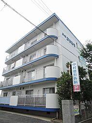 福岡県中間市長津2丁目の賃貸マンションの外観