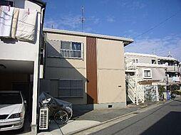 永岡ハイツ[2階]の外観