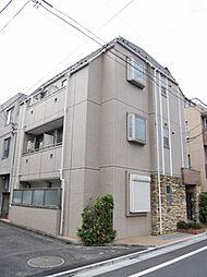 ニューキャスル高円寺南[1階]の外観