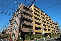 JR埼京線「浮間舟渡」駅徒歩6分の立地