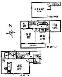 埼玉県所沢市東狭山ケ丘2丁目2952-1
