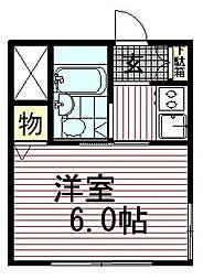 大森町駅 4.8万円