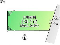 区画図 狛江市...