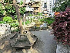 周辺環境:二軒家公園