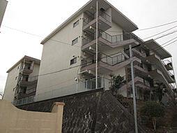 山の街サンクレバA棟[302号室]の外観
