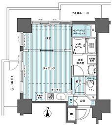 フェニックス西参道タワー[9階]の間取り