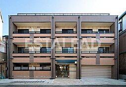 セルシオンスガモ[1階]の外観
