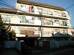 エンゼルハイム鶴見第3[2階]の外観