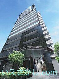 エスリード神戸三宮ラグジェ[12階]の外観