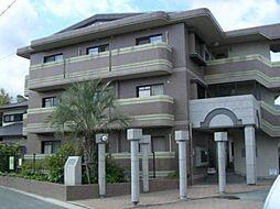 フローラ山本[2階]の外観