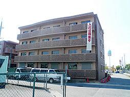 兵庫県加古川市別府町新野辺北町7丁目の賃貸マンションの外観