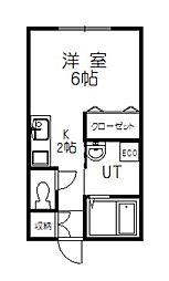 仮)4-23新築MS[107号室]の間取り