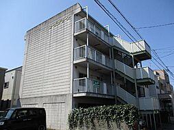コーポグリーン[2階]の外観