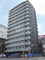 レジディア大阪福島[202号室]の外観