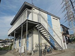 ハイツタカヤマ[203号室]の外観