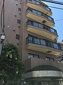 外観 東急東横線「中目黒駅」徒歩5分。
