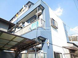 大阪府東大阪市本庄2丁目の賃貸マンションの外観