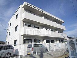 ホワイトマンション八反田[1階]の外観