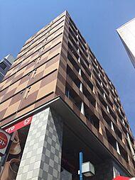プレミアステージ三田慶大前[503号室]の外観