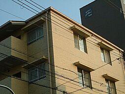 大阪府大阪市東住吉区今川1丁目の賃貸マンションの外観