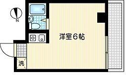 STビル[302号室]の間取り