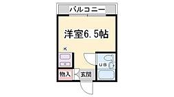 鷹取駅 3.6万円