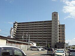 アーク南松本[3階]の外観