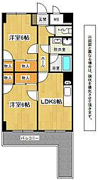 北方ハヤシビルI[8階]の間取り