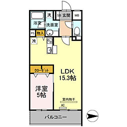 高城駅 7.5万円