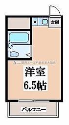新えびすマンション[2階]の間取り