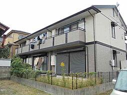 ミーティア北戸田[103号室]の外観