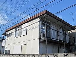 島村アパート[102号室]の外観