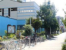新長田図書館 300m