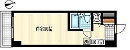 シャンボール川崎砂子[917号室]の間取り