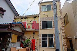 神奈川県川崎市川崎区東門前2丁目の賃貸アパートの外観