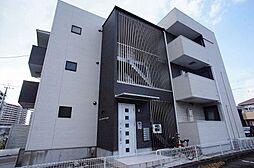 福岡県福岡市東区千早4丁目の賃貸アパートの外観
