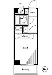 ライオンズマンション上石神井第3[2階]の間取り