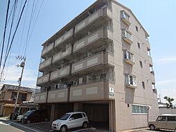愛媛県松山市東石井6丁目の賃貸マンションの外観