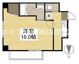 仮)下石井マンション[3階]の間取り