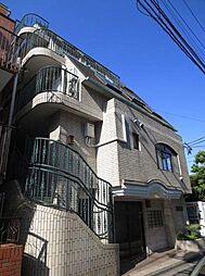 シャレー祐天寺カワベ第10[1階部分号室]の外観