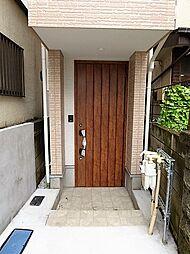 玄関ドア ポス...